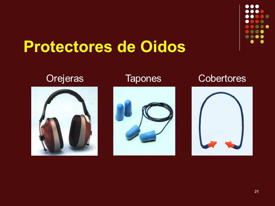 Protectores de Oidos Orejeras Tapones Cobertores 1910.95(b)(1)