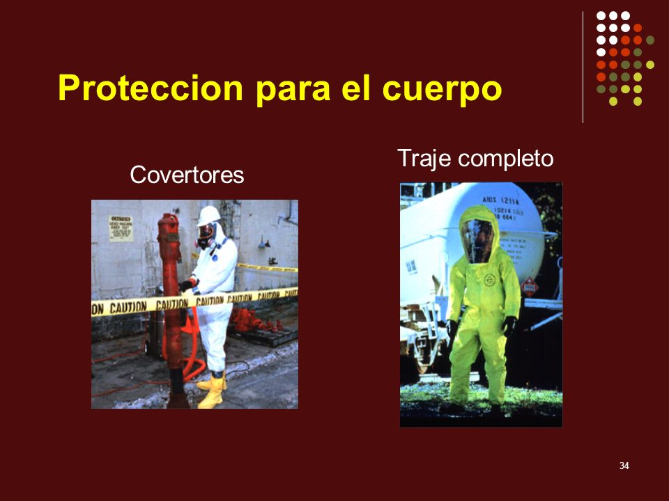 Proteccion para el cuerpo