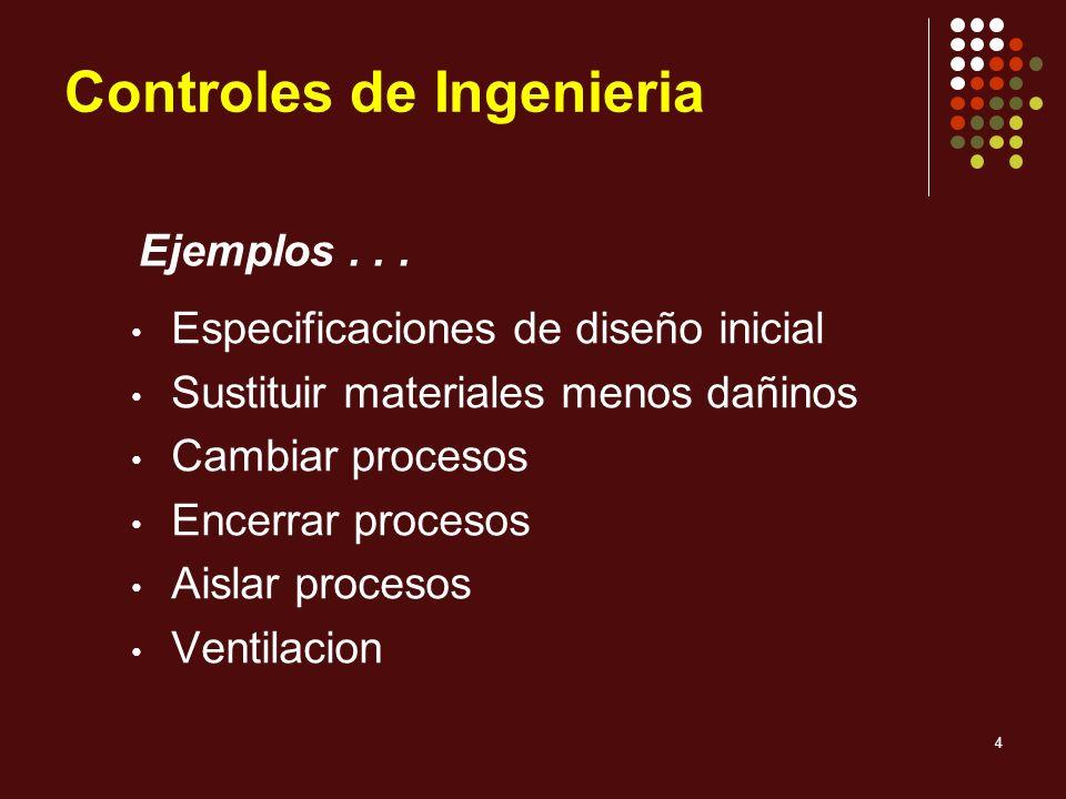 Controles de Ingenieria