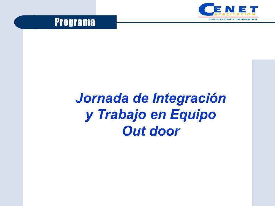 Jornada de Integración