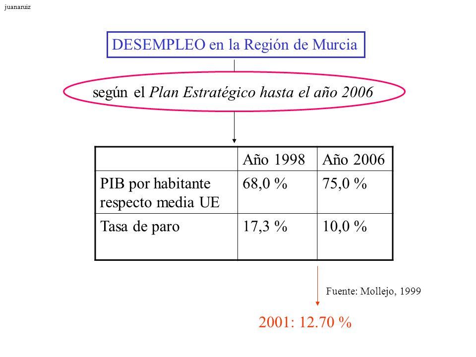 según el Plan Estratégico hasta el año 2006