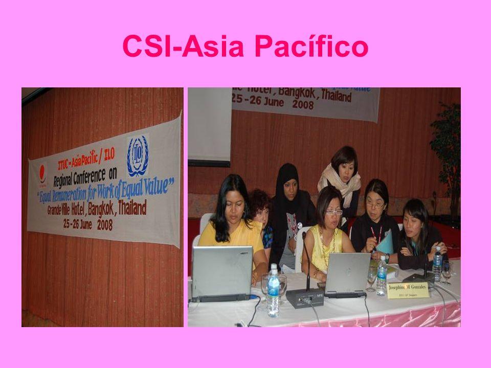 CSI-Asia Pacífico