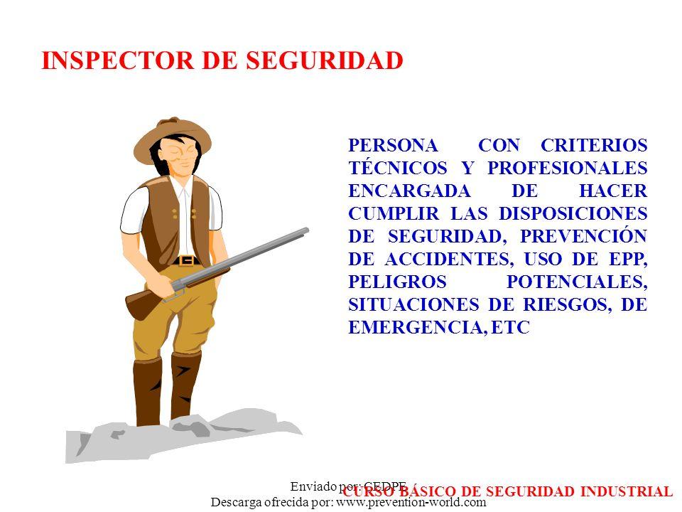 Enviado por: CEDPE Descarga ofrecida por: www.prevention-world.com