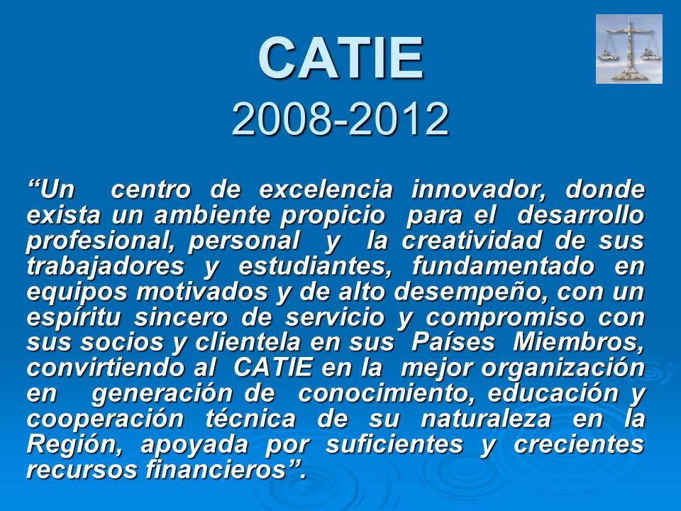 CATIE 2008-2012