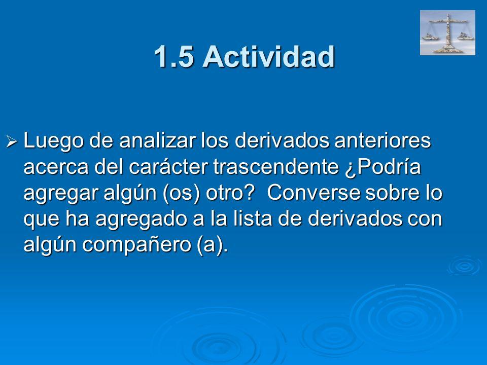 1.5 Actividad