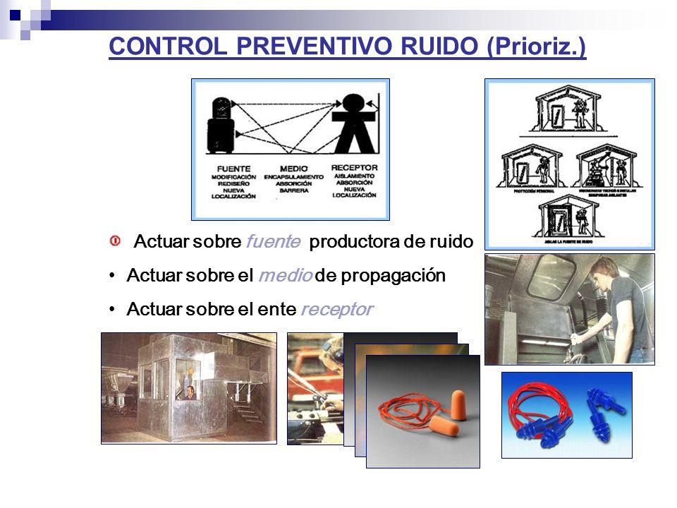 CONTROL PREVENTIVO RUIDO (Prioriz.)