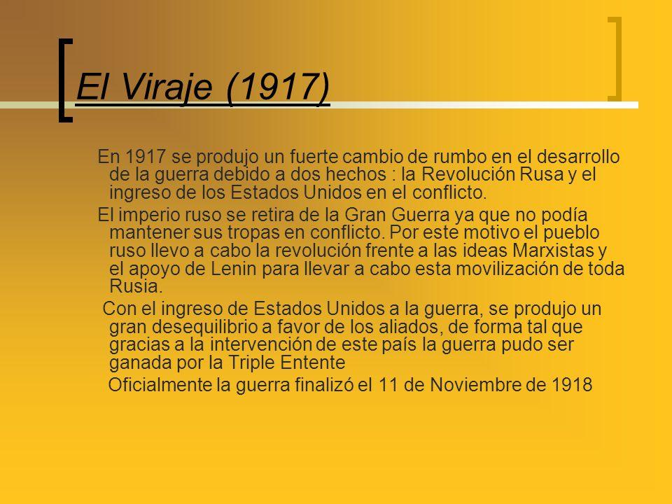 El Viraje (1917)