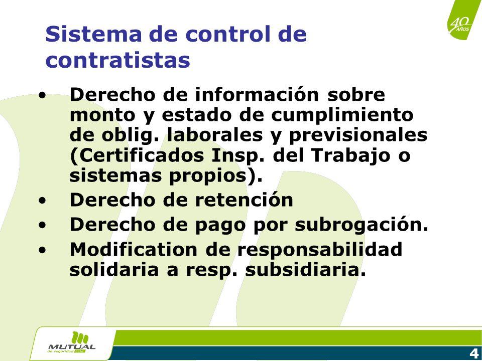 Sistema de control de contratistas