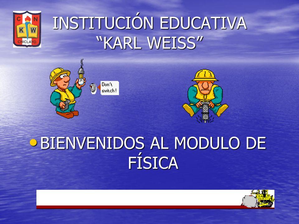 INSTITUCIÓN EDUCATIVA KARL WEISS