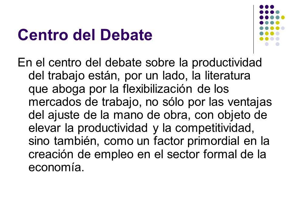 Centro del Debate