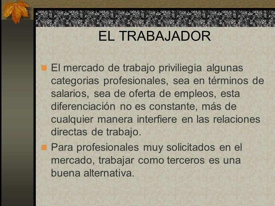 EL TRABAJADOR