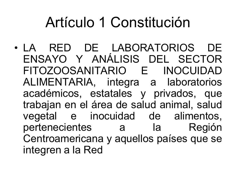 Artículo 1 Constitución
