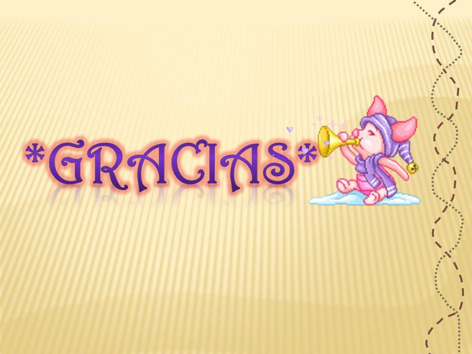 *GRACIAS*