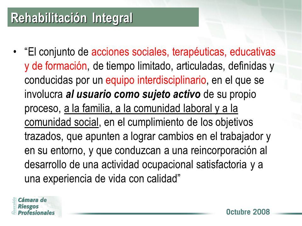 Rehabilitación Integral