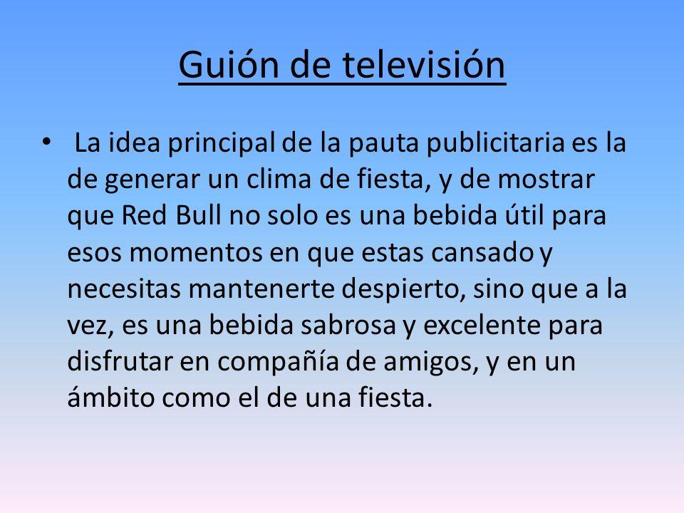 Guión de televisión