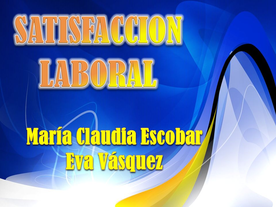 María Claudia Escobar Eva Vásquez