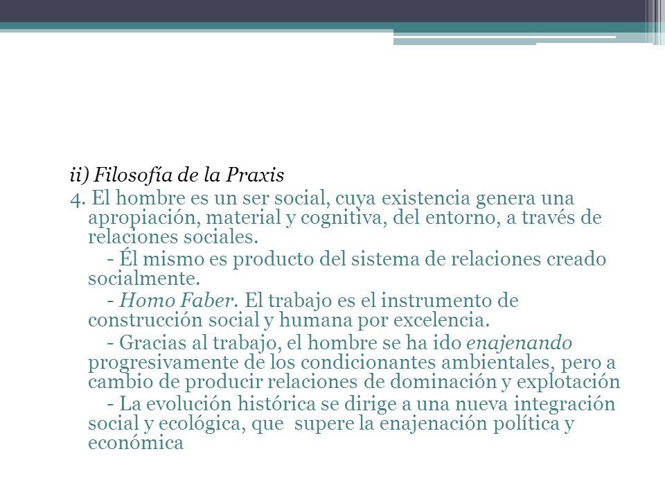 ii) Filosofía de la Praxis 4