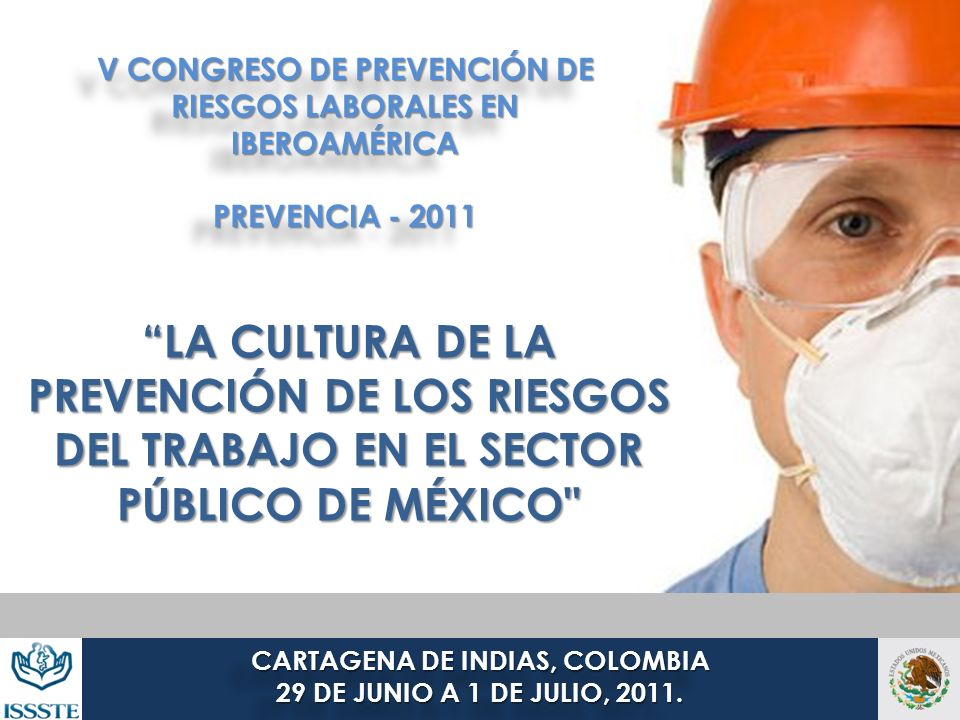 V CONGRESO DE PREVENCIÓN DE RIESGOS LABORALES EN IBEROAMÉRICA