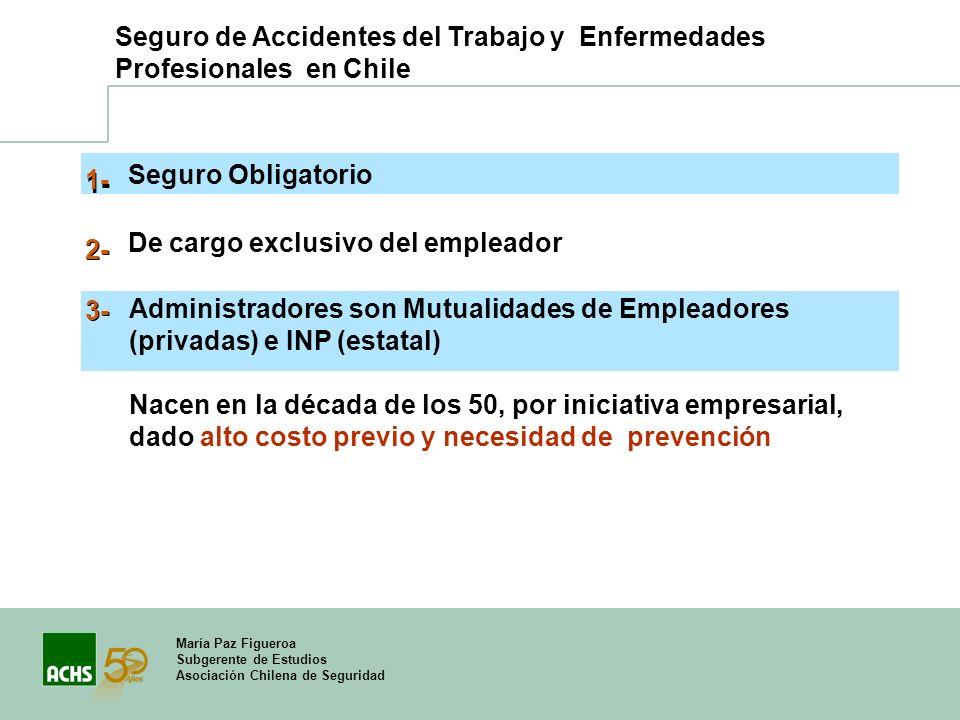 Seguro de Accidentes del Trabajo y Enfermedades Profesionales en Chile