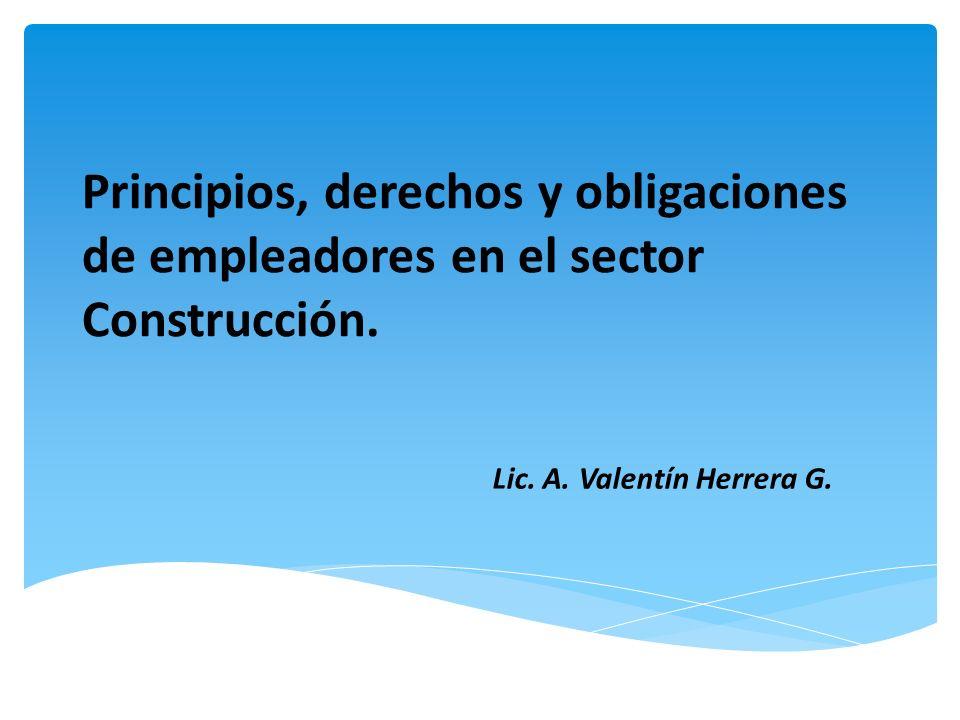 Lic. A. Valentín Herrera G.