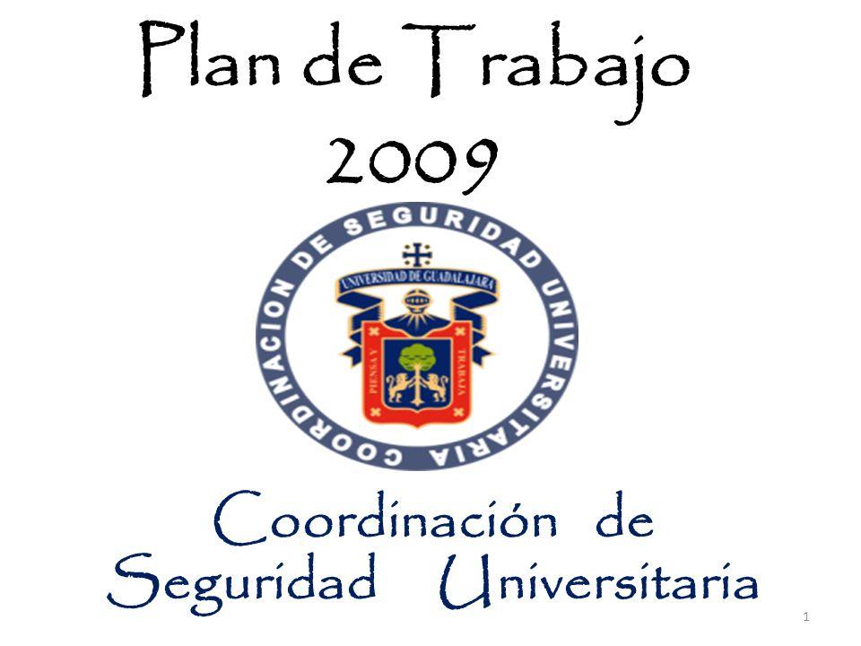 Coordinación de Seguridad Universitaria