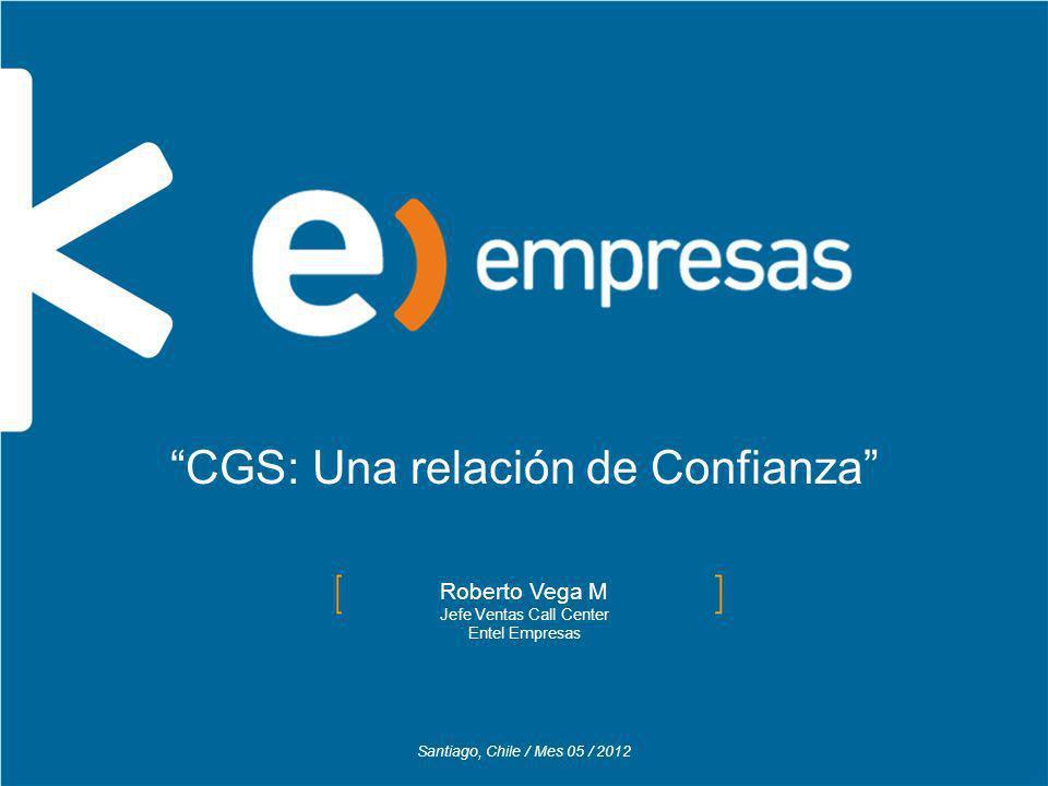 CGS: Una relación de Confianza