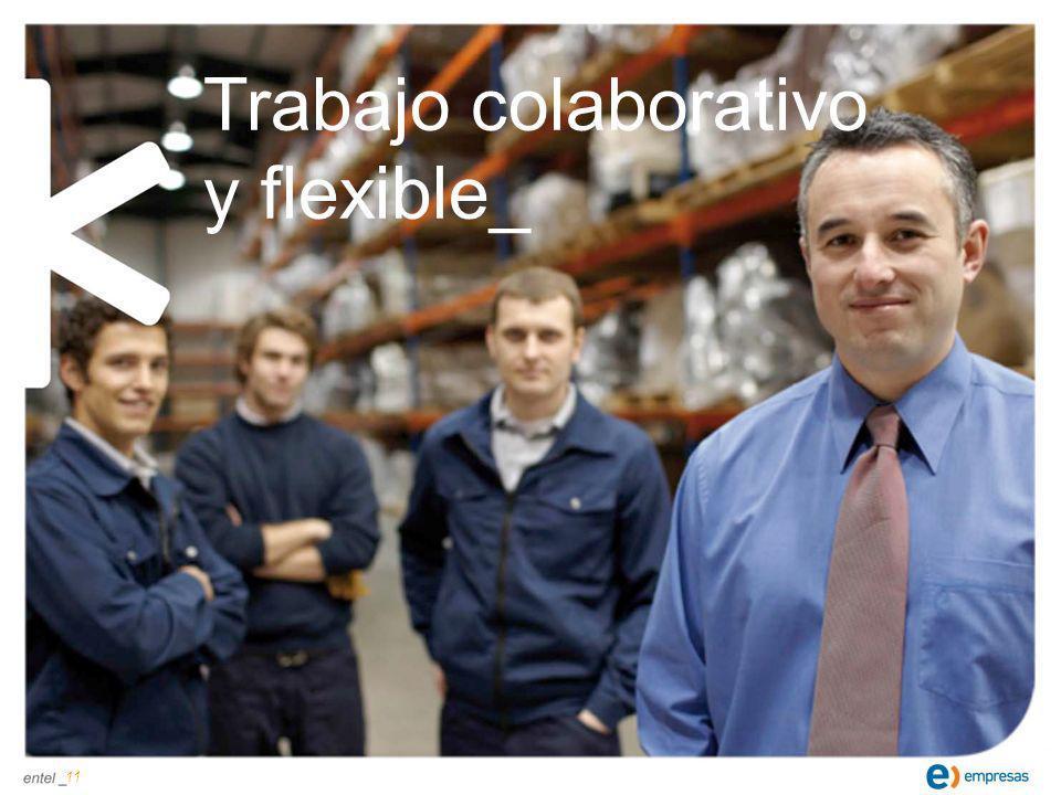 Trabajo colaborativo y flexible_