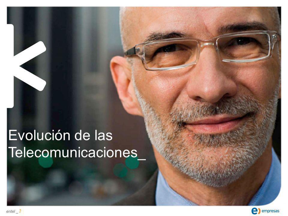Evolución de las Telecomunicaciones_