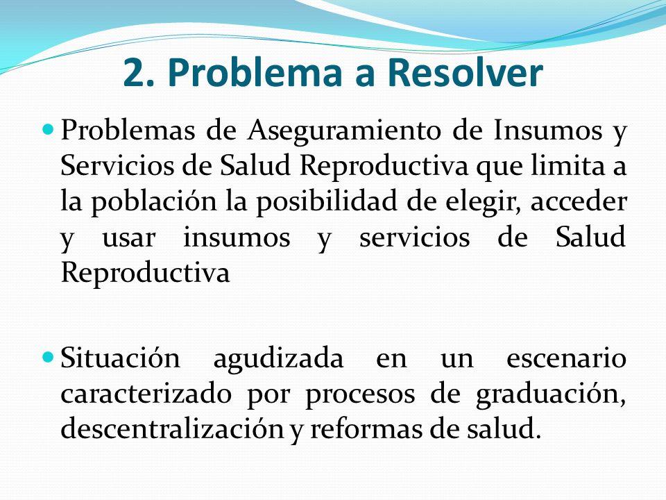 2. Problema a Resolver
