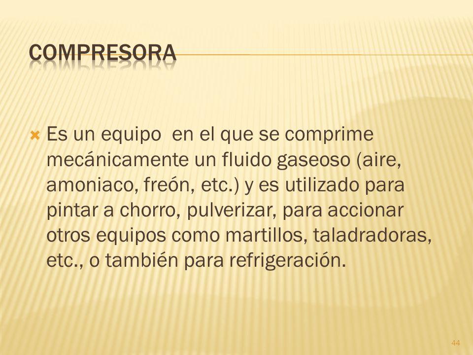 COMPRESORA