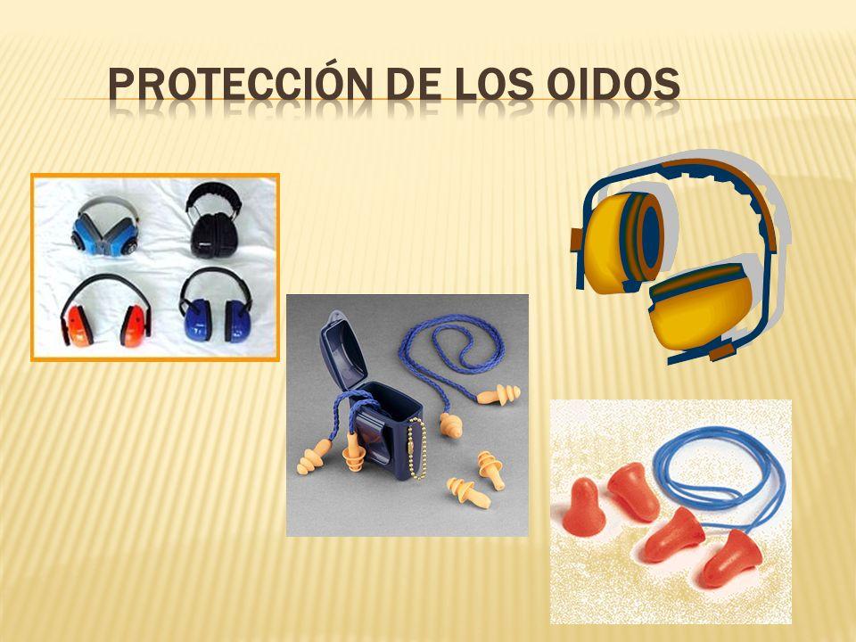 PROTECCIÓN DE LOS OIDOS