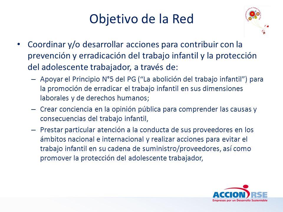 Objetivo de la Red