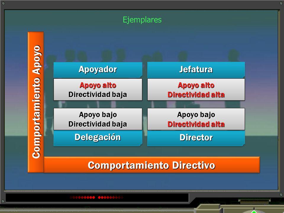 Comportamiento Directivo