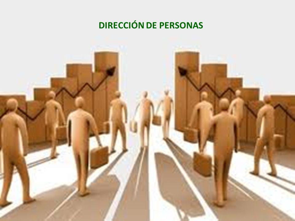 DIRECCIÓN DE PERSONAS DIRECCIÓN DE PERSONAS