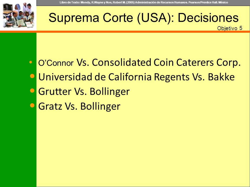 Suprema Corte (USA): Decisiones