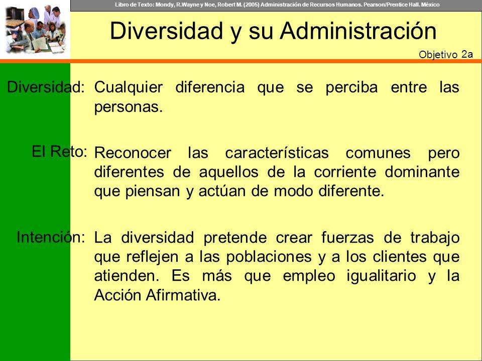 Diversidad y su Administración