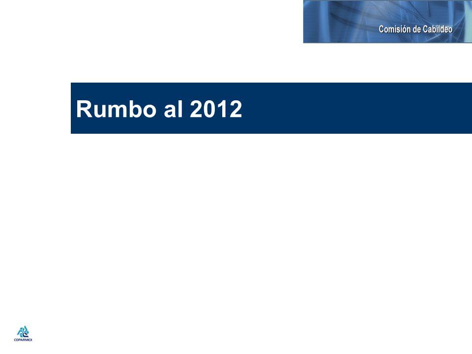 Rumbo al 2012