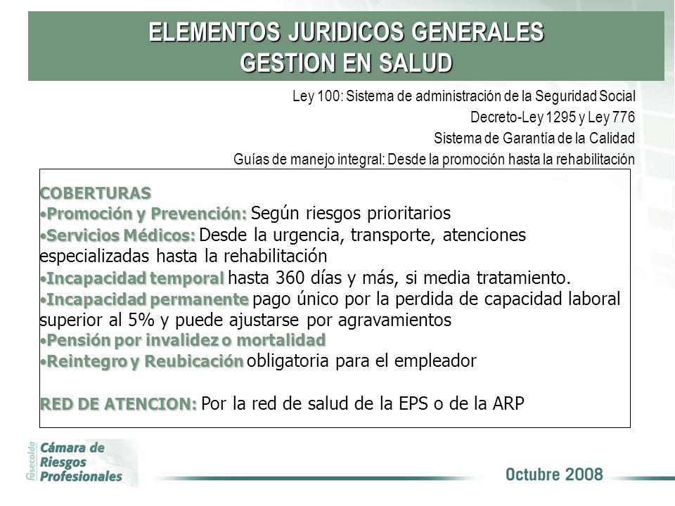 ELEMENTOS JURIDICOS GENERALES