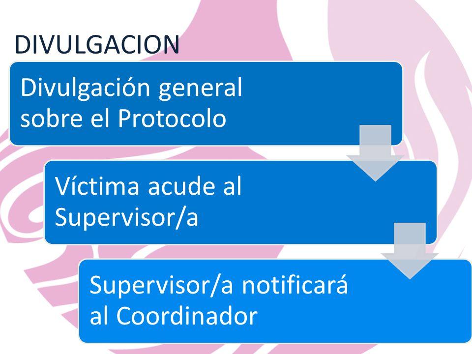 DIVULGACION Divulgación general sobre el Protocolo