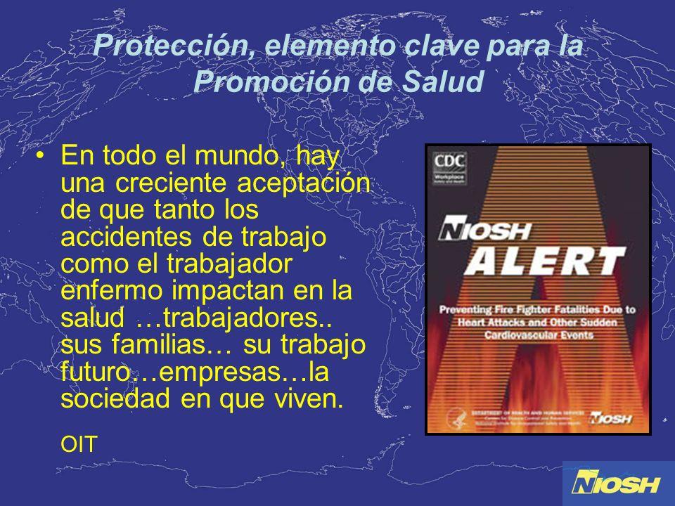 Protección, elemento clave para la Promoción de Salud