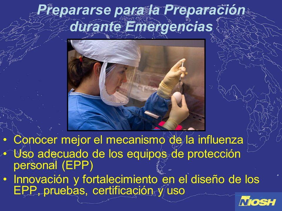 Prepararse para la Preparación durante Emergencias