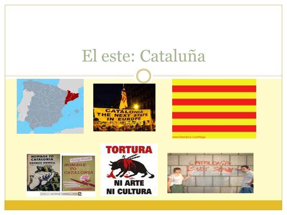 El este: Cataluña