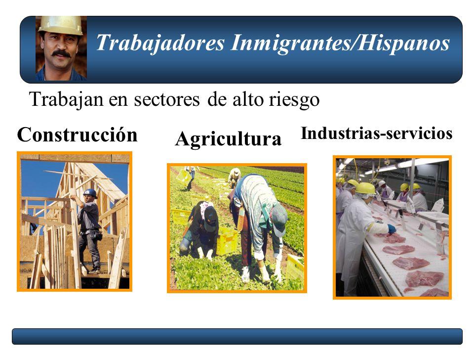 Trabajadores Inmigrantes/Hispanos
