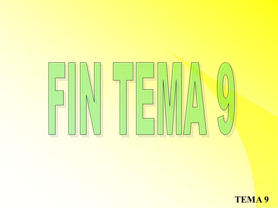 FIN TEMA 9
