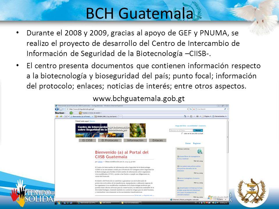 BCH Guatemala