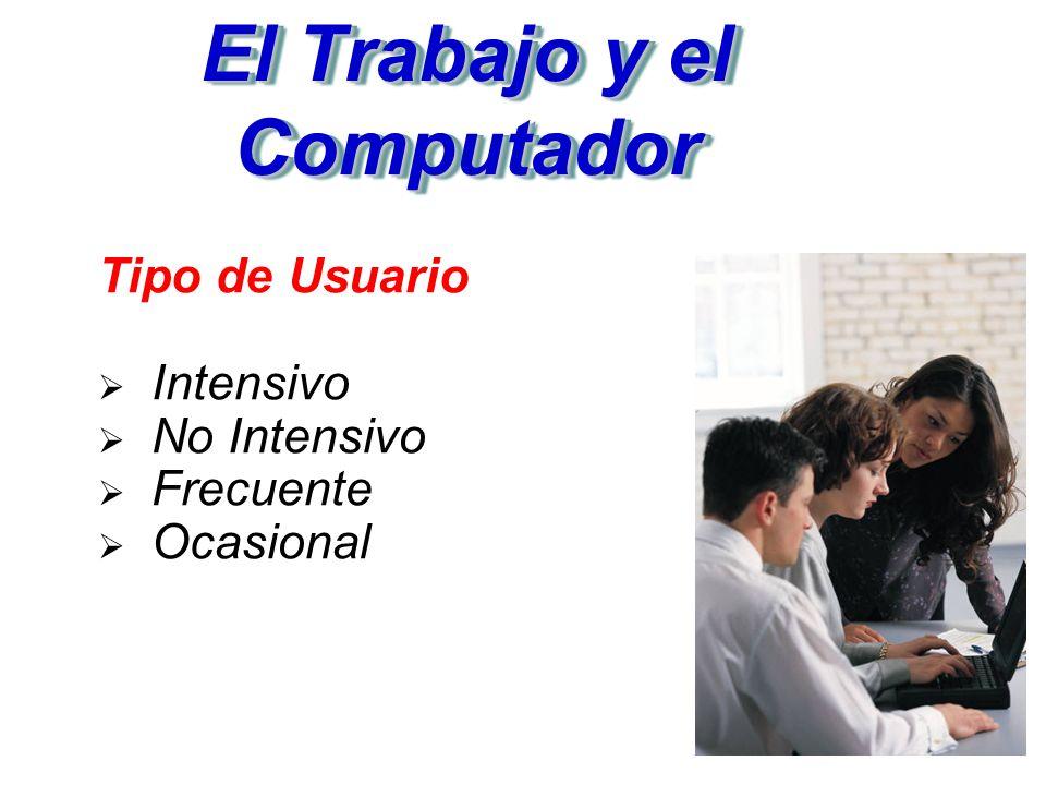 El Trabajo y el Computador