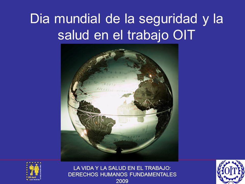 Dia mundial de la seguridad y la salud en el trabajo OIT