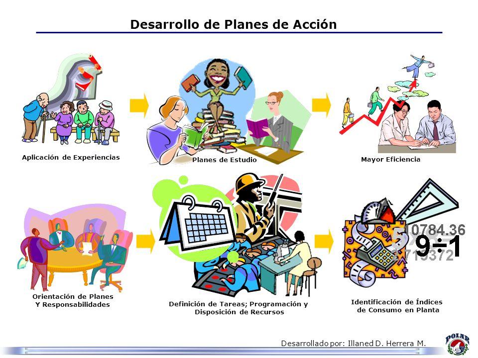 Desarrollo de Planes de Acción