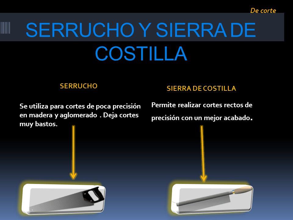 SERRUCHO Y SIERRA DE COSTILLA