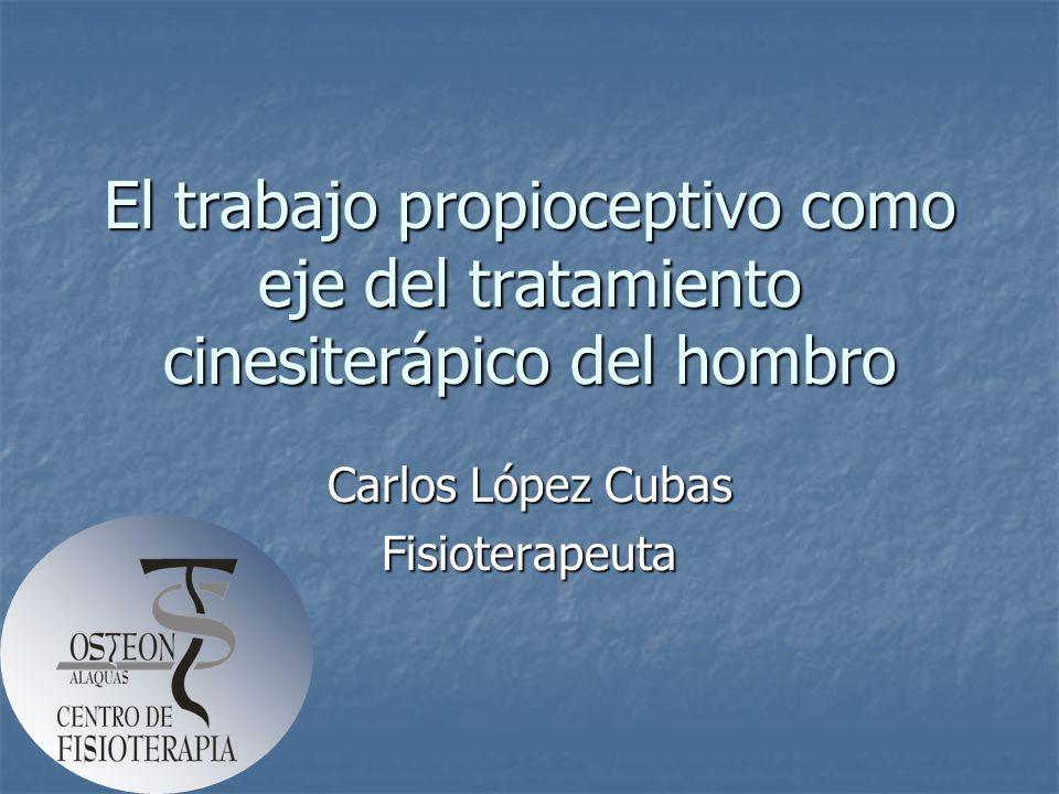 Carlos López Cubas Fisioterapeuta